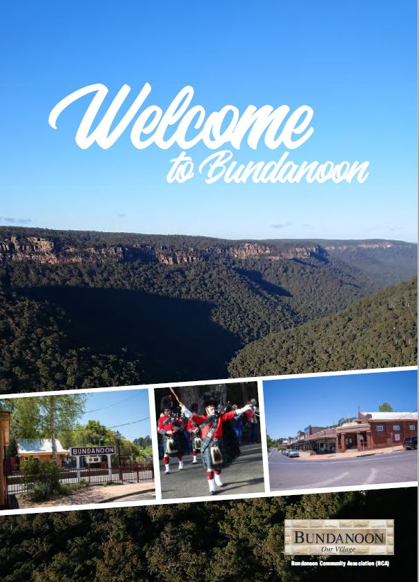 Bundanoon Discovery Rambles Notes
